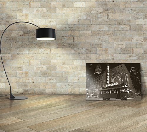 Chicago Porcelain Brick Tile By Mediterranea Usa